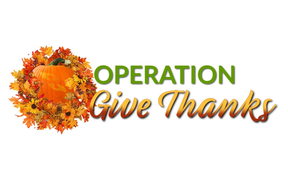 Operation Give Thanks 2019