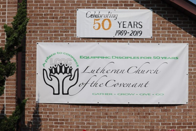 ACTS Celebrates 50th Anniversary with Co-Founder the Lutheran Church of the Covenant
